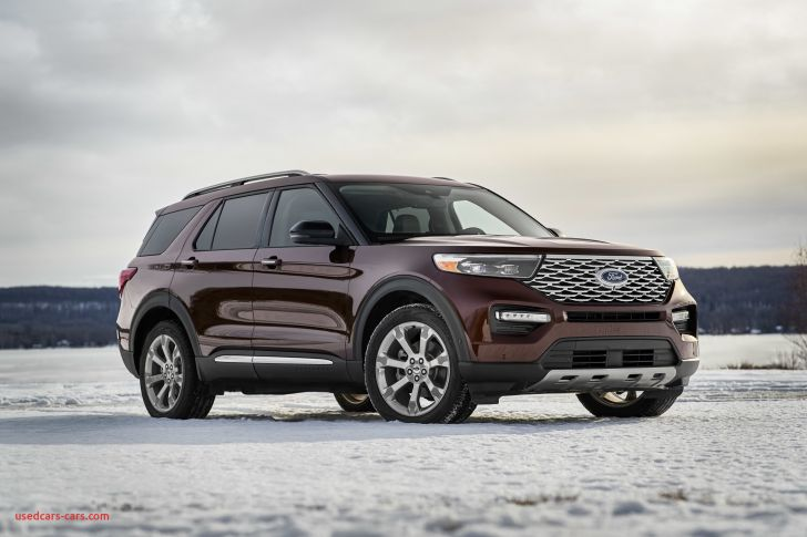 Permalink to Luxury ford Explorer 2020 Quality