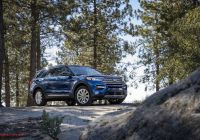 Ford Explorer 2020 Quality Elegant Photos 2020 ford Explorer Revealed