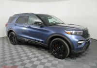 Ford Explorer 2020 Quality issues Elegant New 2020 ford Explorer St 4wd Sport Utility