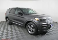 Ford Explorer 2020 Quality issues Inspirational New 2020 ford Explorer Platinum 4wd Sport Utility
