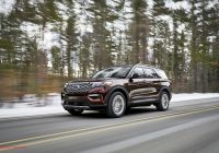 Ford Explorer 2020 Quality New Gallery Inside the All New 2020 ford Explorer