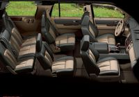 Ford Explorer 7 Seater Awesome Suvs Comfortably Seat 7 Passengers ford Expedition ford