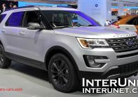 Ford Explorer 7 Seater Inspirational 2017 ford Explorer Xlt 4wd 7 Passenger Suv Youtube