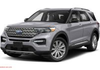Ford Explorer Reviews 2016 Elegant 2020 ford Explorer Review