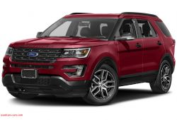 Beautiful ford Explorer Sport 401a Package