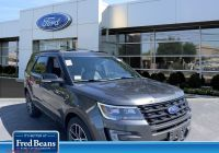Ford Explorer Sport 401a Package Best Of Pre Owned 2017 ford Explorer Sport 4wd Sport Utility