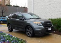 Ford Explorer Sport 401a Package Lovely Pre Owned 2015 ford Explorer Sport