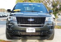 Ford Explorer Sport 401a Package Lovely Pre Owned 2018 ford Explorer Sport