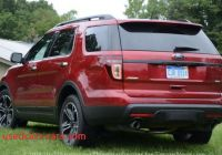 Ford Explorer Sport Edition Awesome 2020 ford Explorer Evolutionary High Tech Redesign