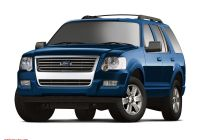 Ford Explrer 2010 Specs Beautiful 2010 ford Explorer Price Photos Reviews Features