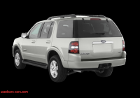 Ford Explrer 2010 Specs Best Of 2010 ford Explorer Reviews Research Explorer Prices