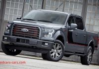 Ford F150 Packages Elegant 2016 ford F 150 Gets New Appearance Packages Sync 3