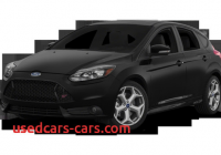 Ford Focus 2014 Beautiful 2014 ford Focus St Specs Price Mpg Reviews Cars Com