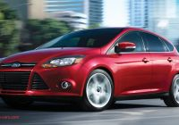 Ford Focus 2014 Inspirational 2014 ford Focus Review top Speed