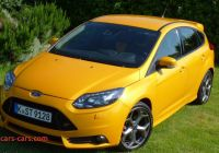 Ford Focus Mpg Elegant 2013 ford Focus St Rated by Epa 32 Mpg Highway