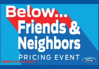 Ford Friends and Neighbors Pricing New Preston ford Announces Below Friends and Neighbors Pricing