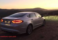 Ford Fusion 2.0 0-60 Beautiful Long Term Test ford Fusion 20 Ecoboost Titanium Car