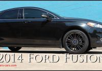 Ford Fusion 2.0 0-60 New 2014 ford Fusion Se Ecoboost Review Youtube