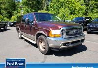 Ford Incentives Elegant Used 2000 ford Excursion for Sale