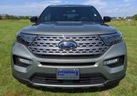Ford January 2020 Incentives Awesome New 2020 ford Explorer for Sale at Fitzgerald ford