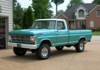 Ford Pickup F250 New 68 ford 4×4 F100 Ours Was A 3 4 ton F250
