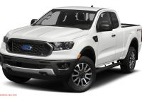 Ford Ranger Xlt Extended Cab Beautiful 2020 ford Ranger Xlt 4×2 Supercab 6 Ft Box 126 8 In Wb Specs and Prices