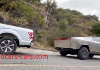 Ford Tesla Challenge Lovely Elon Musk Accepts fords Tesla Cybertruck Rematch