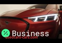 Ford Tesla Challenge Lovely ford Mustang Goes Electric as Reinvented Mach E Suv to
