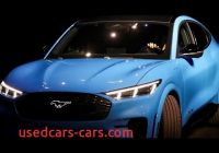 Ford Tesla Challenge New ford Unveils Electric Mustang Suv to Challenge Tesla Youtube