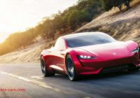 Ford Tesla Killer Elegant Tesla Roadster Threatens to Be the Modern Supercar Killer