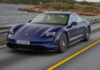 Ford Tesla Killer Fresh How the Porsche Taycan isnt A Tesla Killer yet