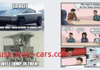 Ford Tesla Meme Beautiful Tesla Cybertruck Image Overload See the Pickup Inside and Out