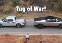 Ford Tesla Rematch Awesome ford Fires Back at Tesla Over Cybertruck Tug Of War Bring