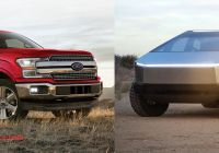 Ford Tesla Rematch Beautiful ford asks for F 150 Vs Cybertruck Rematch Bring It On