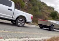 Ford Tesla Rematch Elegant ford is Not Participating In Tesla Cybertruck Vs F 150