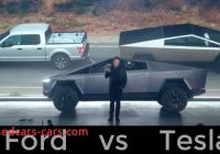 Ford Tesla Rematch Inspirational Bookmaker Releases Odds On Tesla Cybertruck Vs ford F 150