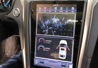 Ford Tesla Screen Awesome ford Fusion Mondeo 2013 2017 12 1 Vertical Screen