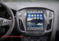 Ford Tesla Screen Best Of ford Focus 2011 2018 10 4 Vertical Screen android Radio