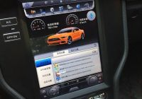 Ford Tesla Screen Lovely 10 4 Tesla Style Vertical Screen android Radio for ford