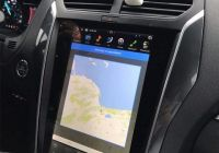 Ford Tesla Screen Lovely ford Explorer 2011 2018 12 1 Vertical Screen android