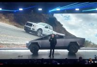 Ford Tesla Tug Of War New Flipboard ford Backs Down On Tesla Cybertruck Tug Of War