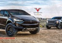 Ford Tesla Tweet Inspirational What if Teslas Pickup Truck Went after the ford F 150 Raptor