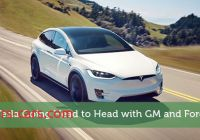 Ford Tesla Tweet Luxury Tesla Going Head to Head with Gm and ford Binaryfest Com