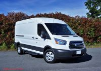 Ford Transit Diesel Unique 2017 ford Transit 350 Diesel Van Road Test Carcostcanada