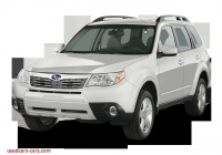 Forester 2009 Elegant 2009 Subaru forester Reviews Research forester Prices