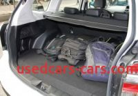 Forester Cargo Space Lovely Test Drive Review Subaru forester 2 0i P Autoworld Com My