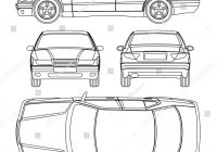 Free Car Damage Report Lovely Royalty Free Car Line Draw Condition Damage Report …