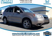 Free Carfax 2015 Fresh Used 2015 Subaru forester for Sale Jonesboro Ar