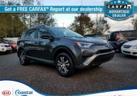 Free Carfax 2016 New Pre Owned 2016 toyota Rav4 Le Sport Utility In Wilmington F1287a
