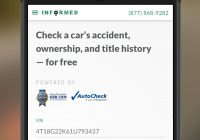 Free Carfax Check Fresh Vin Free Carfax Alternative for android Apk